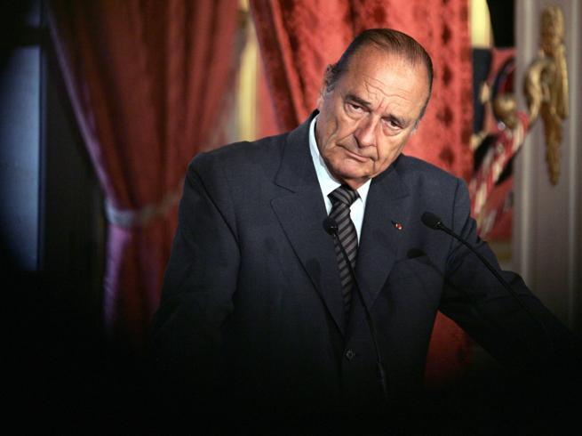 El ex presidente francés Jacques Chirac ha muerto
