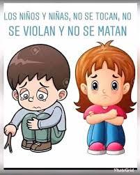"""""""Los Niños No Se Tocan """", cruzada periodística contra la pederastia."""