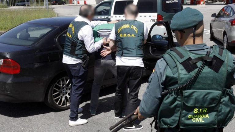 El exjefe de gestión de equipos de Vox en Cádiz, Pedro Barbadillo, detenido en una operación de la Guardia Civil contra el narcotráfico