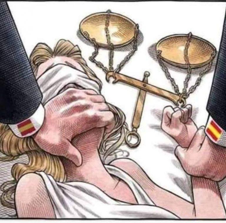 LOS PARTIDOS POLÍTICOS PP, PSOE, PODEMOS… SE BURLAN CRUELMENTE DE TODOS LOS ESPAÑOLES, REPARTIÉNDOSE EL CONSEJO GENERAL DEL PODER JUDICIAL