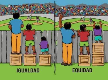 La igualdad no existe, y además es imposible. ¡Contra el maldito igualitarismo!