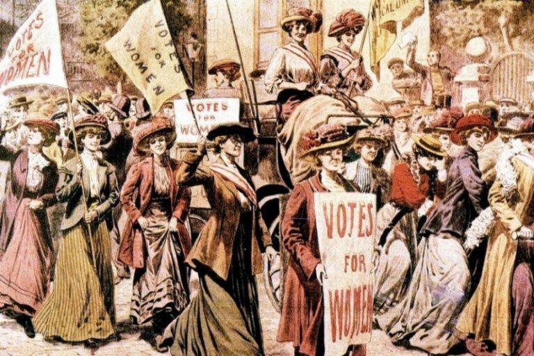 Desenmascarando algunas mentiras del feminismo: acerca del sufragio femenino en el mundo y en España. Sobre la concesión del derecho al voto a las mujeres.