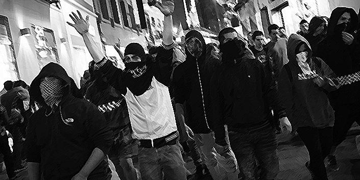 """Ha llegado el momento de ilegalizar y disolver judicialmente al partido estalinista """"podemos"""", y a sus """"confluencias"""", debido a su continua actividad criminal"""