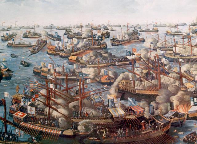 Hace 450 años, un 7 de octubre, España salvó a la Civilización Occidental greco-romana-judeo-cristiana derrotando al Islam en Lepanto.