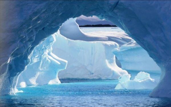 ¿Calentamiento global?¡Vaya timo!: El Polo Sur vive su periodo más frío desde que existen registros: 61 grados bajo cero.