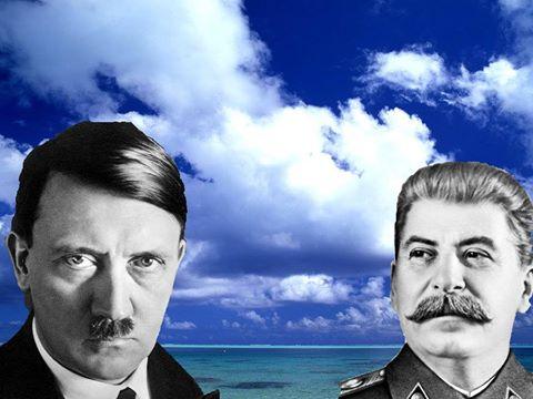 EL NAZISMO, COMO EL COMUNISMO, ES «SOCIALISMO»… Y EL SOCIALISMO ES TOTALITARIO.