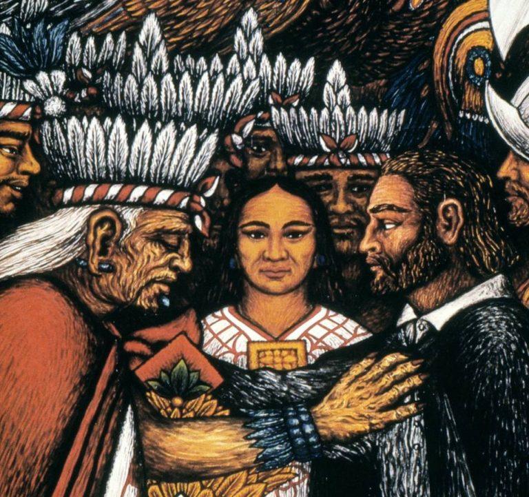 Los Conquistadores Españoles de América fueron, en realidad, sus LIBERTADORES